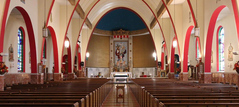 Holy Trinity Church, Erie, PA