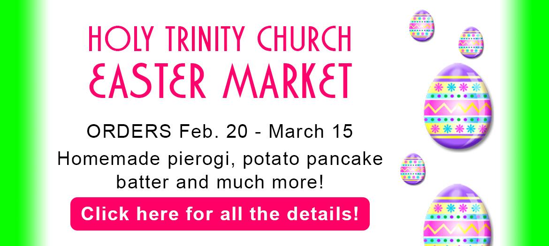 2021 Easter Market