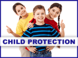 Child Protection Button