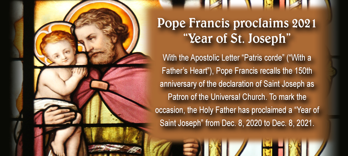 2021 Year of St. Joseph