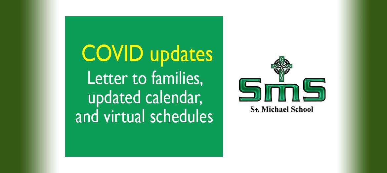 November COVID updates
