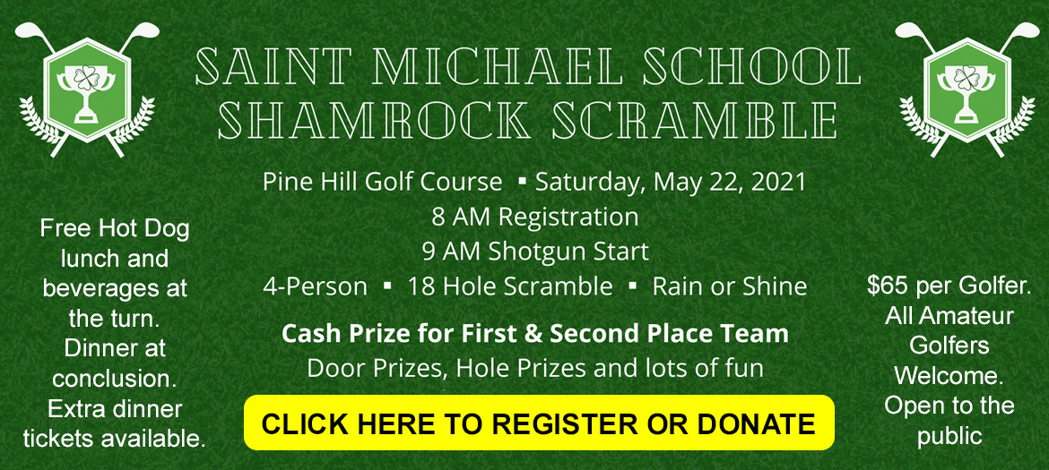 2021 Golf Scramble, May 22