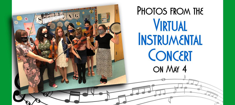virtual concert May 4