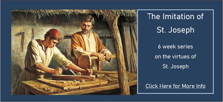 Virtues of St. Joseph Series