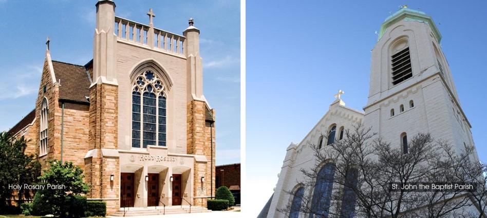 SJB/HR Churches