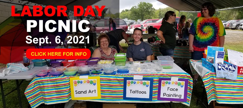 2021 Labor Day picnic