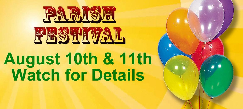 Parish Festival
