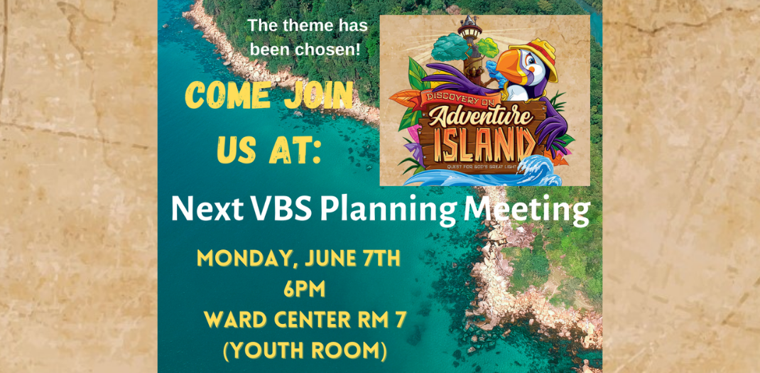 VBS Planning Meeting