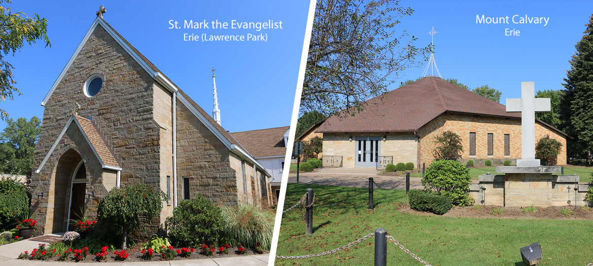 St. Mark and Mt. Calvary partner parishes