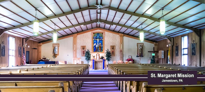 St. Margaret (Inside)