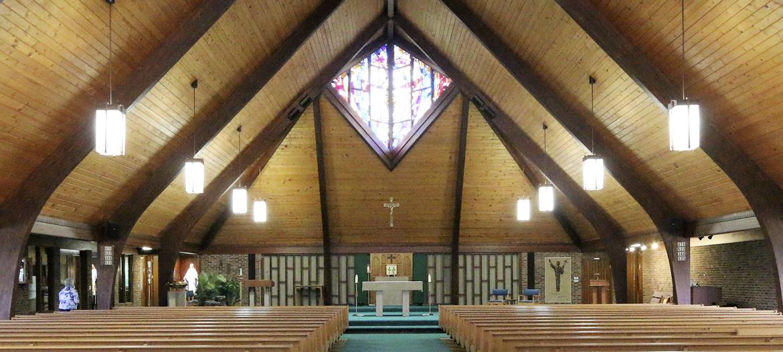 St. Francis, interior